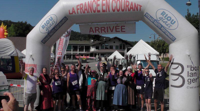 La France en courant en direct