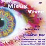 """Réservation """"Le Salon des Thérapies du Mieux-Vivre et Arts Divinatoires"""""""