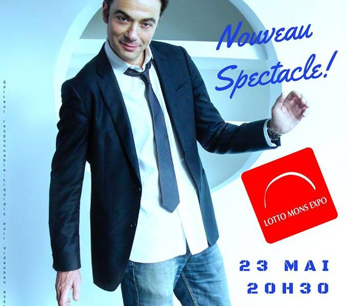 Richard Ruben « En chanté » Nouveau Spectacle !