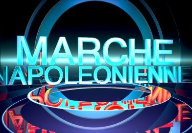 Alain MALFONDET FINISCHER SUR LA MARCHE NAPOLEONIENNE 100 KM