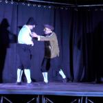 La retraite aux flambeaux Scène 01 / Acte 02