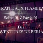 La retraite aux flambeaux Scène 01 Acte 01