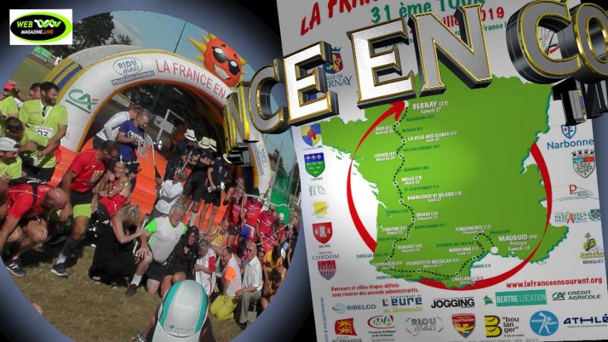 """ETAPE 06 HASPARREN—BENQUET/ 188,5 km. """"LA FRANCE EN COURANT"""""""