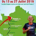 ETAPE 14 et dernière de la France en Courant 2019