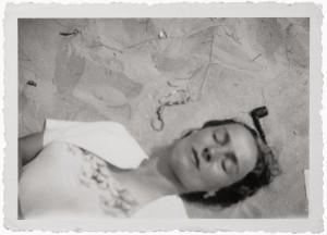 « La Marchande d'Oubli »/1936 © Charly Herscovici/ »Sabam » 2019-2020