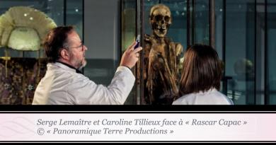Serge Lemaître et Caroline Tillieux face à « Rascar Capac » © «