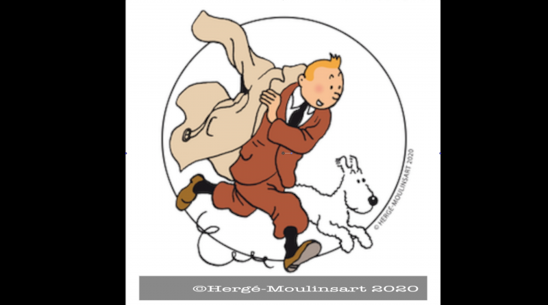 """Jeu Vidéo de """"Tintin"""", avec """"Microids"""" et """"Moulinsart"""""""