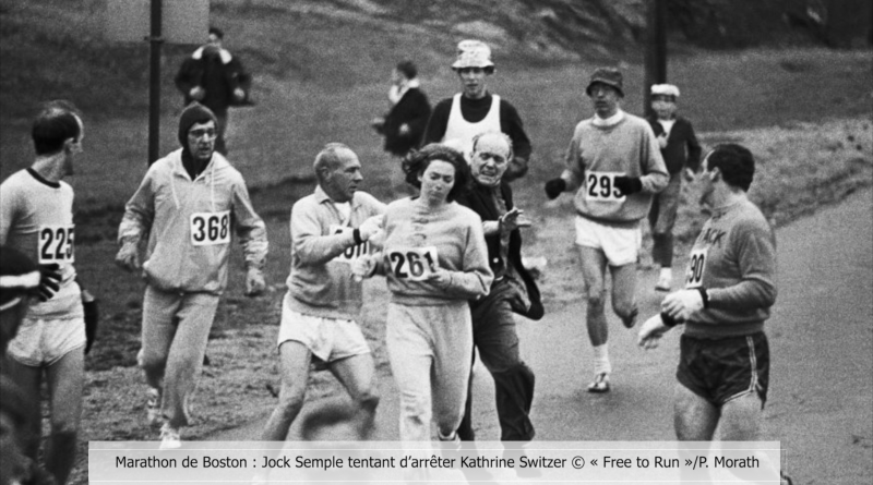 FILM : « FREE TO RUN » ET LES DROITS DE LA FEMME, SUR « AUVIO-RTBF »