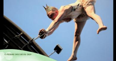 SOUTIEN AUX ARTISTES FORAINS DE « NAMUR EN MAI », JUSQU'À CE 27 MAI, À MINUIT