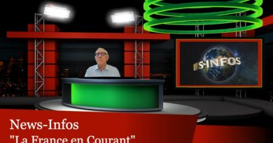 NEWS INFOS DE LA FRANCE EN COURANT 002