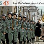 BD : « BRUXELLES 43 » (BAUDOUIN DEVILLE ET PATRICK WEBER / ED. « ANSPACH »)